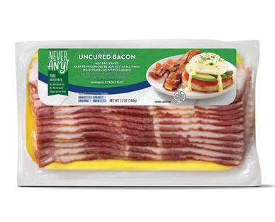 Never Any! Hickory Bacon