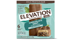 Elevation by Millville Chocolate Mint High Protein Bars. View Details.