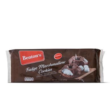 Benton's Fudge Marshmallow Cookies