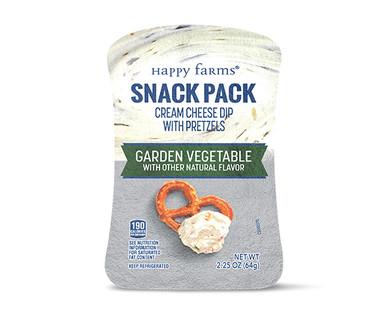 Happy Farms Garden Vegetable Snack Packs