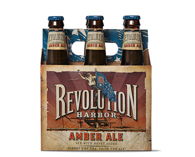 Revolution Harbor Amber Ale