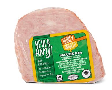 Never Any! ABF Quarter Sliced Honey Smoked Ham