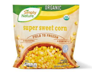 Simply Nature Organic Super Sweet Corn