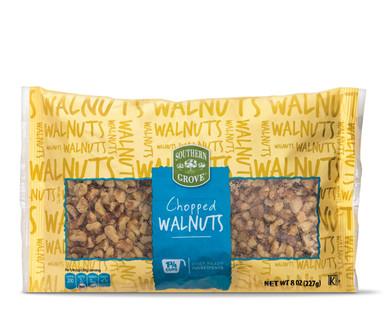 Southern Grove Chopped Walnuts