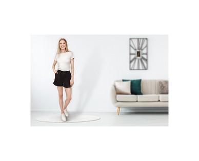 Serra Ladies Knit Shorts View 2