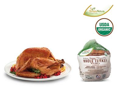 Organic Turkey View 1