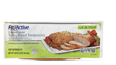 Fit and Active Cracked Pepper Turkey Breast Tenderloins. View Details.