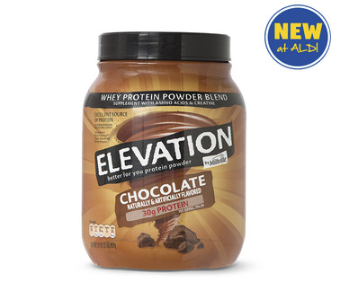 Elevation by Millville Chocolate Protein Powder