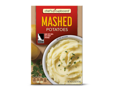 Chef's Cupboard Instant Mashed Potatoes
