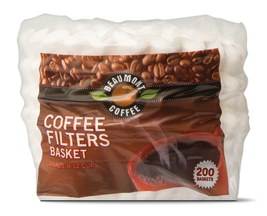 Beaumont Basket Coffee Filters