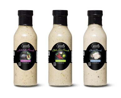 Specially Selected Gourmet Ranch Dressing