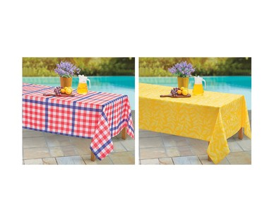 Huntington Home Indoor/Outdoor Tablecloth View 2