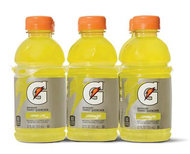 Lemon Lime Gatorade 6-Pack