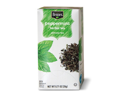 Benner Premium Peppermint Tea