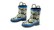 Lily & Dan Boys' Rain Boots