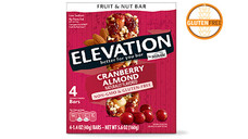 Elevation by Millville Cranberry Almond Fruit and Nut Bars. View Details.