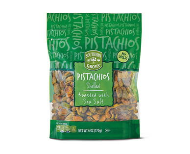 Southern Grove Shelled Pistachios