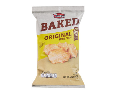 Clancy's Baked Potato Chips - Original