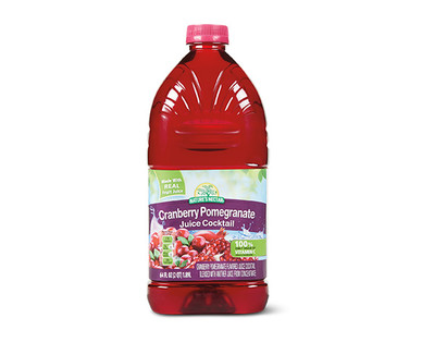 Nature's Nectar Cranberry Pomegranate Juice Cocktail