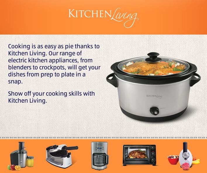 ALDI US - Kitchen Living