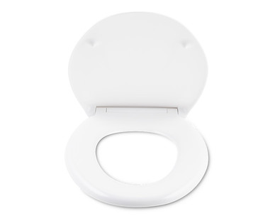 Easy Home Toilet Seat with Easy Close & Quick Release View 3