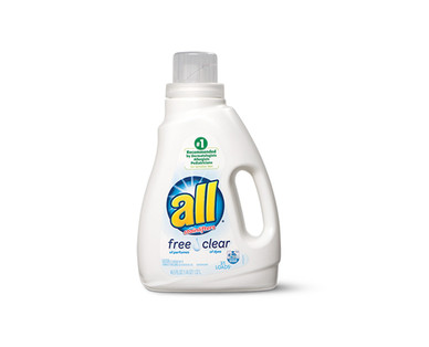 ALL Free & Clear Laundry Detergent