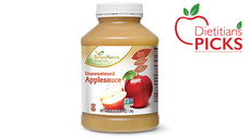 SimplyNature Unsweetened Applesauce