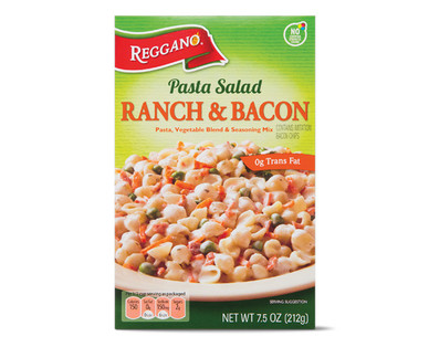 Reggano Pasta Salad Kits Ranch & Bacon