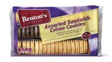 Benton's Assorted Sandwich Creme Cookies