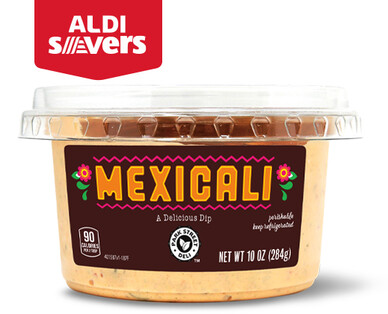 ALDI Savers Park Street Deli Mexicali Dip