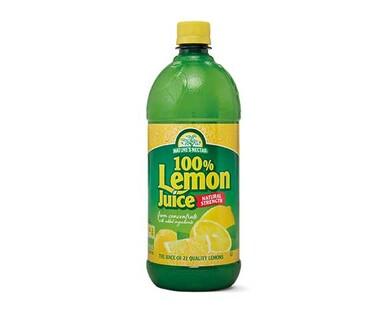 Nature's Nectar Lemon Juice