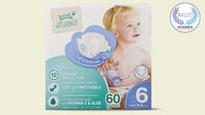 Little Journey Size 6 Club Pack Diapers. View Details.