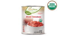 Simply Nature Organic Diced Tomatoes. View Details.
