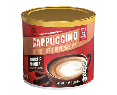 Barissimo Double Mocha Cappuccino Mix