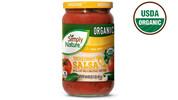Simply Nature Organic Thick & Chunky Medium Salsa