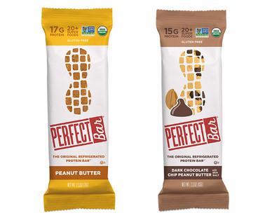 Perfect Bar Peanut Butter or Dark Chocolate Peanut Butter