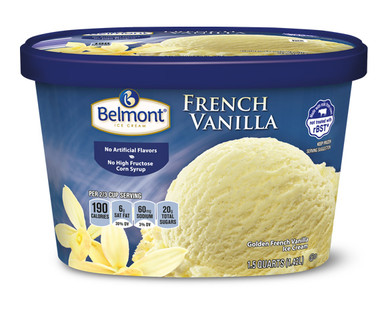 Belmont French Vanilla