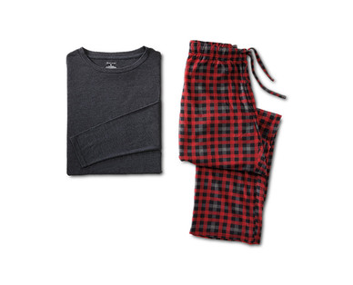 Royal Class Men's 2-Piece Sleepwear Set View 4