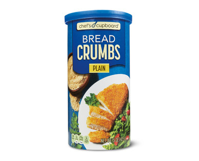 Chef's Cupboard Plain Bread Crumbs