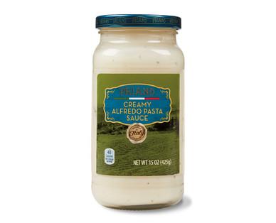 Priano Creamy Alfredo Pasta Sauce