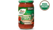Simply Nature Organic Thick & Chunky Mild Salsa