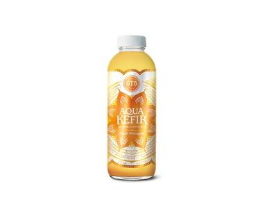 GT's Living Foods Peach Pineapple or Pomegranate Aqua Kefir View 1