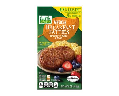 Earth Grown Meatless Patties