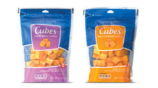 Happy Farms Mild Cheddar or Colby Jack Cheese Cubes. View Details.