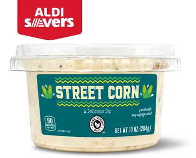 ALDI Savers Park Street Deli Street Corn Dip
