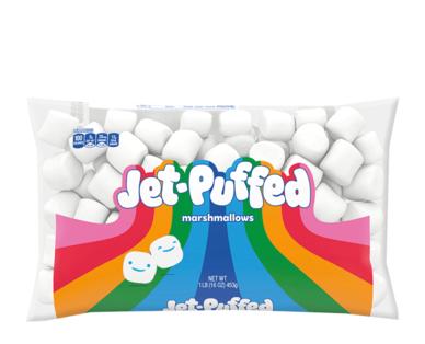 Kraft Jet-Puffed Regular Marshmallows