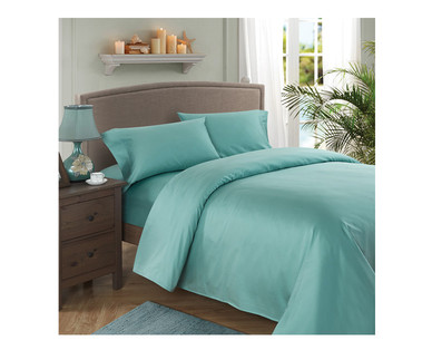 Huntington Home Luxury Queen or King 400-Thread Count Sheet Set