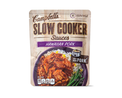 Campbell's Slow Cooker Sauce View 3