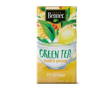 Benner Lemon Ginseng Tea