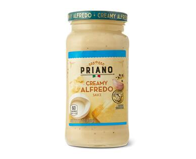 Priano Creamy Alfredo Sauce